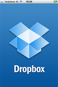 Dropbox Top Free Photography App For iPhone