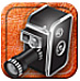 8mm Vintage Camera for iPhone by Nexvio