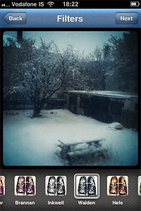 Instagram Top Free Photography App For iPhone