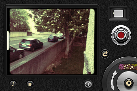 8mm Vintage Camera by Nexvio for iPhone