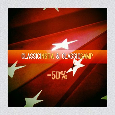 ClassicINSTA & ClassicSAMP by misskiwi