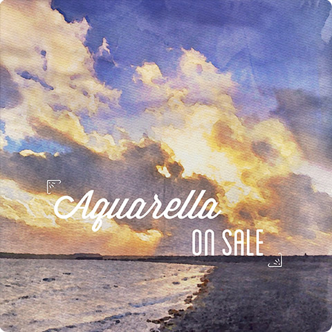 Aquarella Back to School Sale