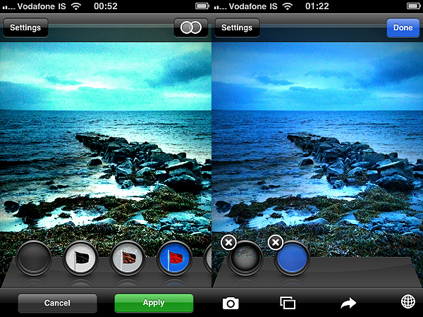 Best Camera for iPhone by Ubermind