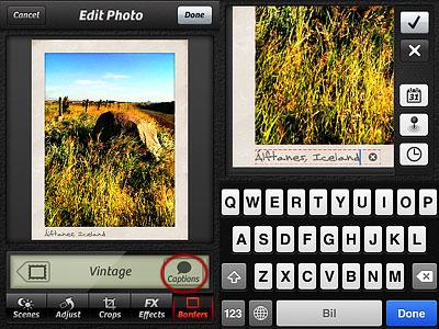 Camera+ iPhone