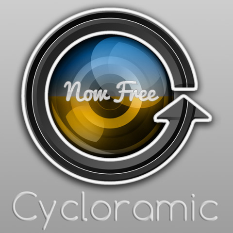 New Cycloramic Out For Free Appotography