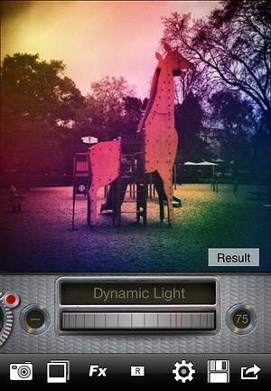 Dynamic Light 2.0