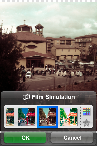 Film Lab iPhone