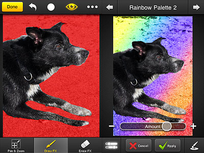 FX Photo Studio 4.0 iPhone