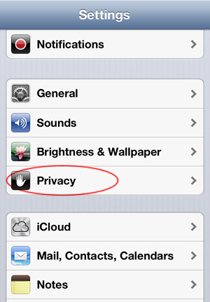 Disabling Genius for Apps