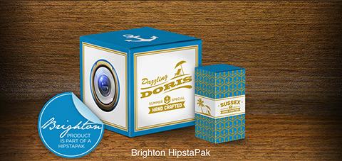 Hipstamatic Brighton Hipstapak