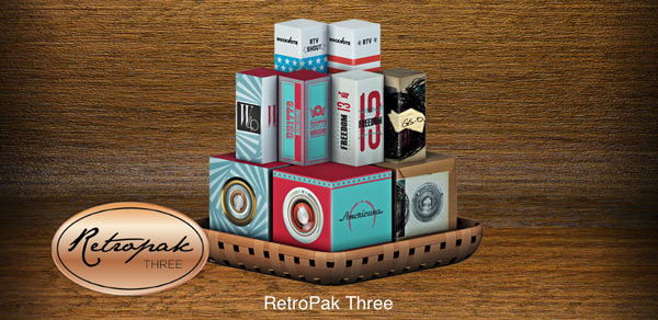 Hipstamatic RetroPak Three