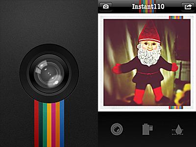 Instant110 iPhone