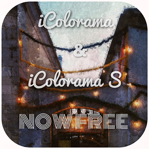 iColorama iPad & iColorama S iPhone Now Free