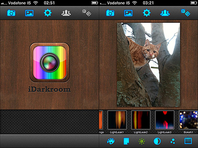 iDarkroom by Maple Studio