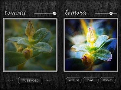 Lomora 2 iPhone