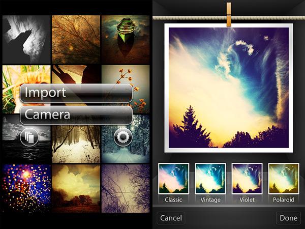 Lomora iPhone