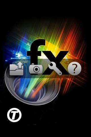 Photo fx iPhone