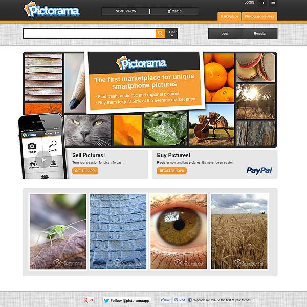 Pictorama App