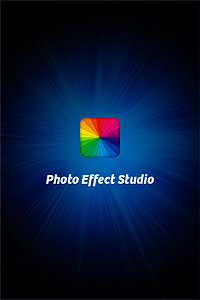 Photo Effect Studio iPhone