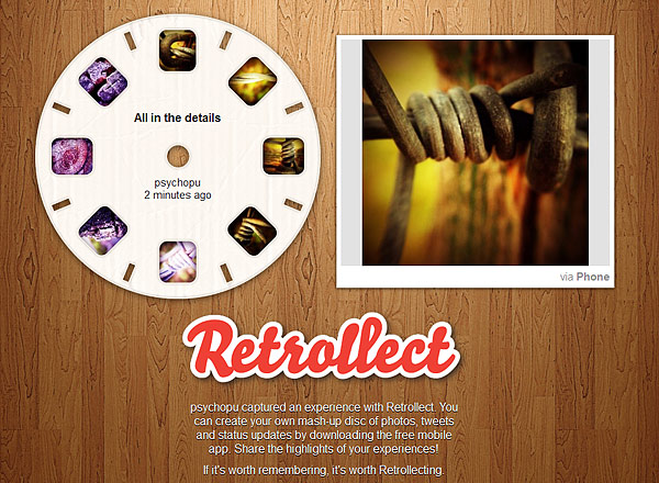 Retrollect 2.0