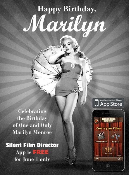 Silent Film Director Free!