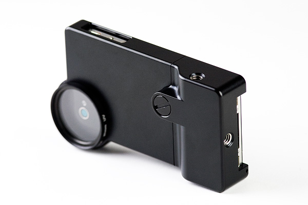 SRL mount case for iPhone 4